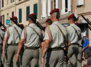 french generals warn of race war